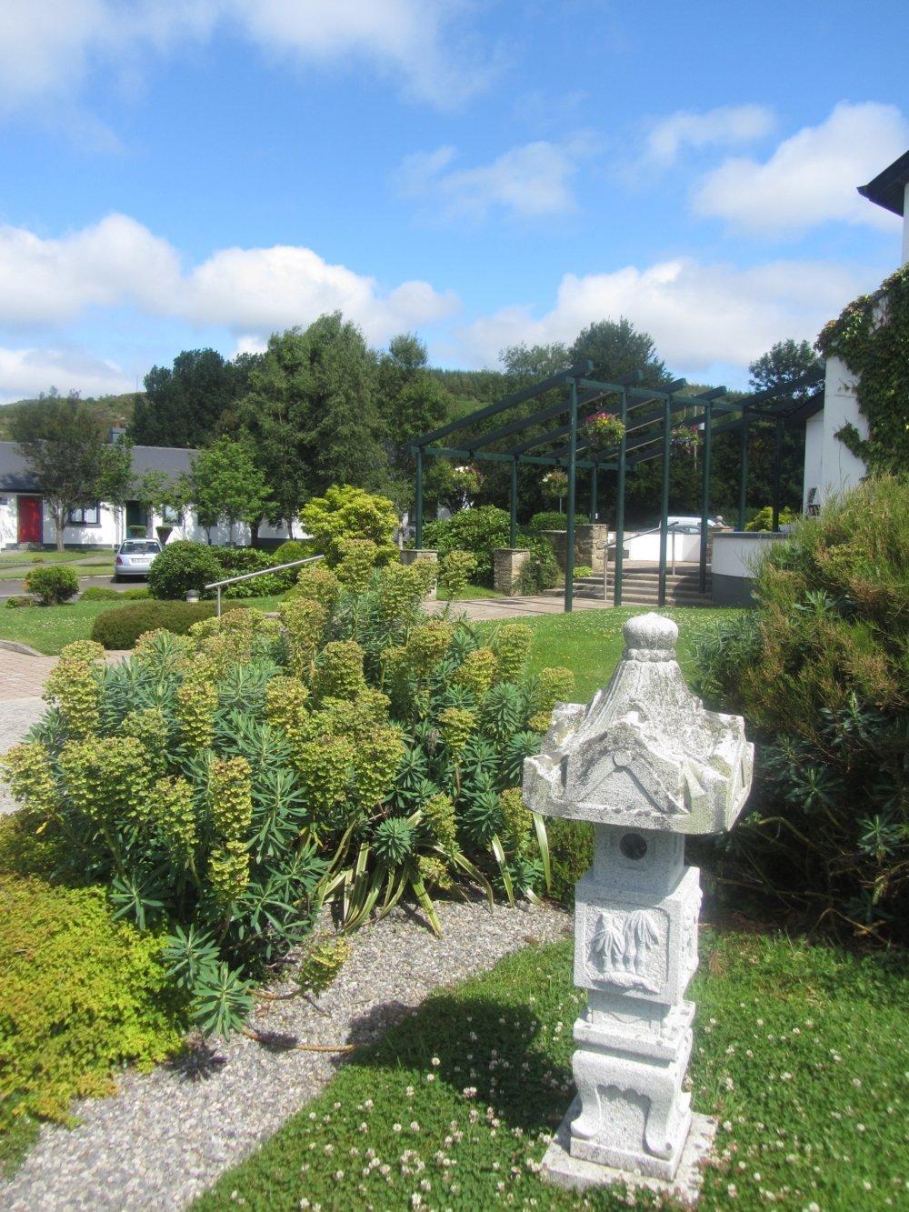 Father Peyton Centre Garden