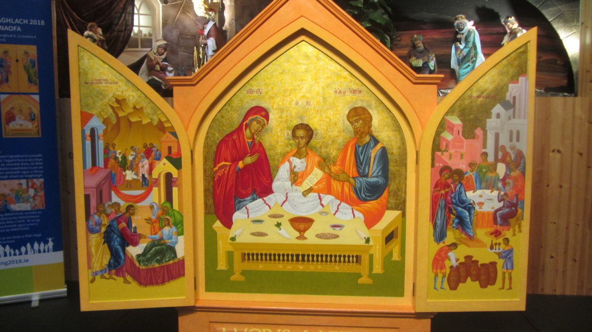 The Icon of the Holy Family World Meeting of Family Prayer