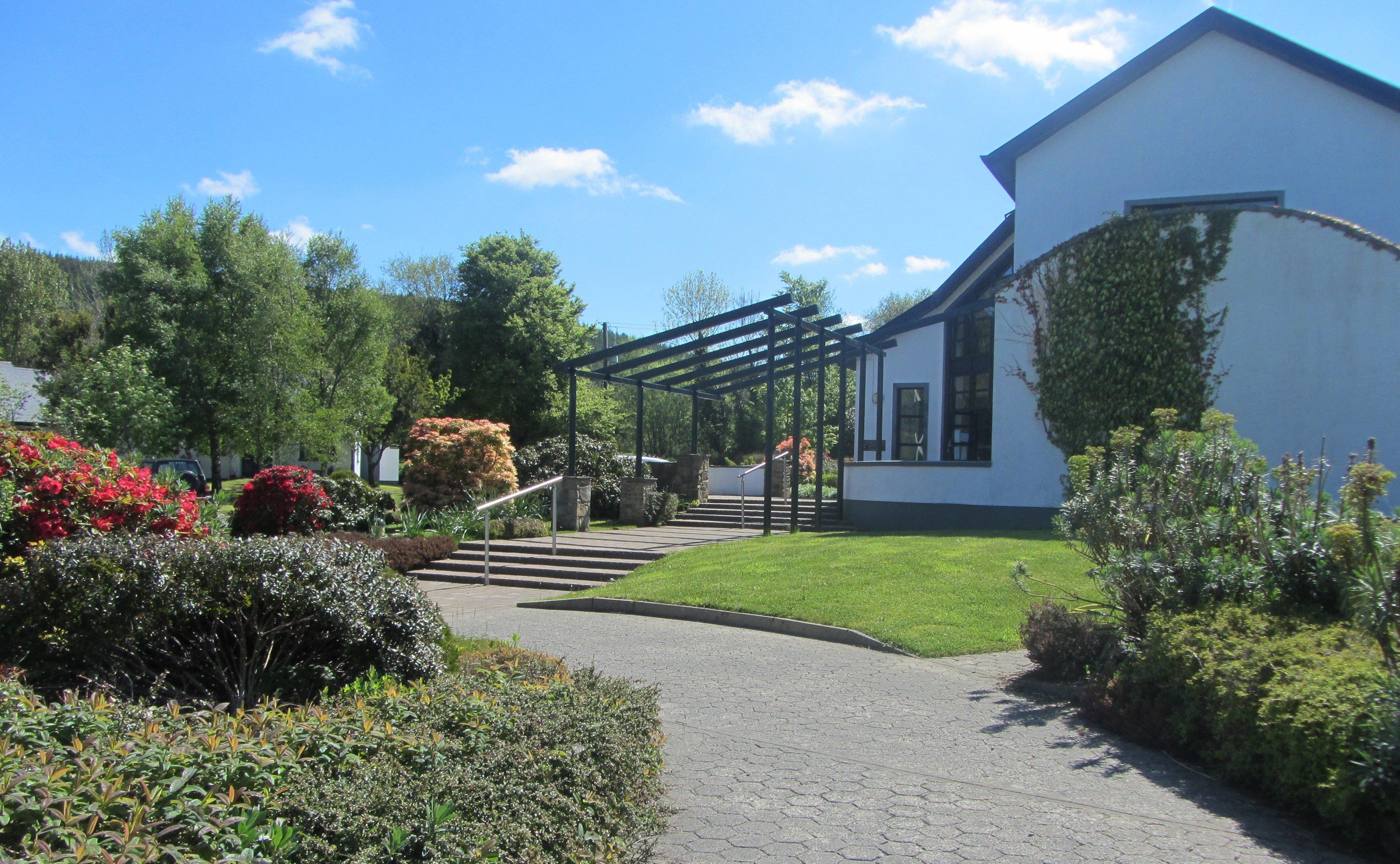 Fr Peyton Centre Garden
