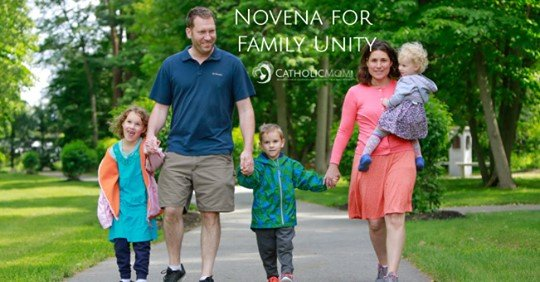 Nine Days of Prayer for Family Unity: A novena celebrating Venerable Patrick Peyton