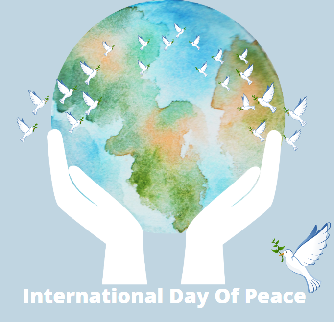 "Venerable Patrick Peyton shared his message of Peace, Family Unity & Prayer all over the world. We remember this message today, International Day of Peace 2020 ""A World at Prayer is a World at Peace"".."